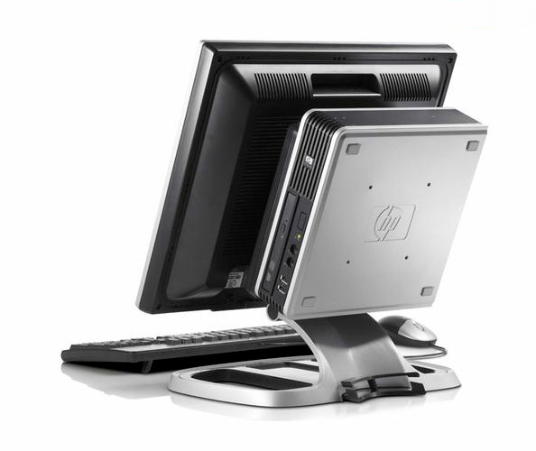 Компьютер бу HP Compaq DC7900 Ultra Slim Intel Core2Duo E7400-2.8ггц/2GB/160GB