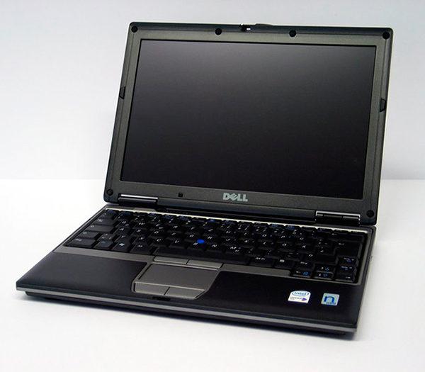 Dell D420