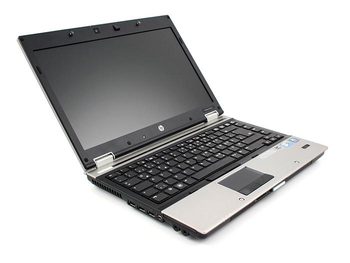 "14,1"" HP Elitebook 8440p Intel Core i5"