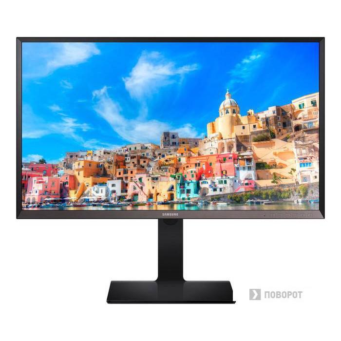 бу Монитор 27″ Samsung LS27D850 WLED S-PLS S-PLS 2560×1440  USB 3.0×3 в коробке