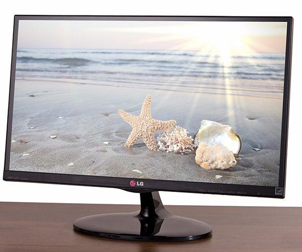 "Б/У Monitor 23"" LG 23EA63 IPS 1920x1080 DVI, VGA"
