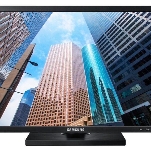 "Б/У Monitor 24"" Samsung LS24E45KBL LED FULL HD 1920x1080 DVI VGA в коробке"