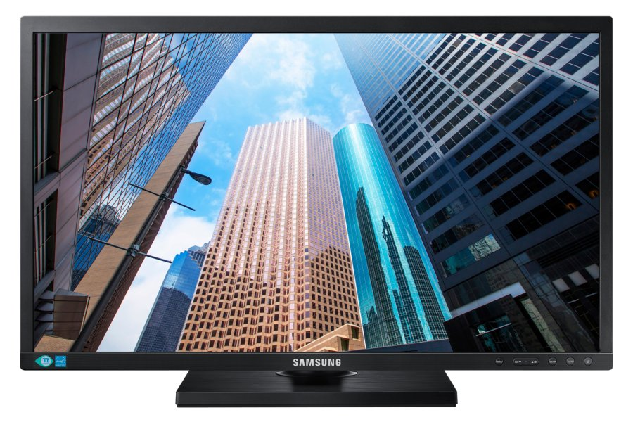 Б/У Monitor 24″ Samsung LS24E45KBL LED FULL HD 1920×1080 DVI VGA в коробке