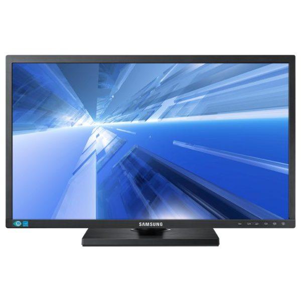 "Б/У Monitor 24"" Samsung S24C650MW LED 16x10 DVI VGA Мега контраст Угол обзора 178 в коробке"