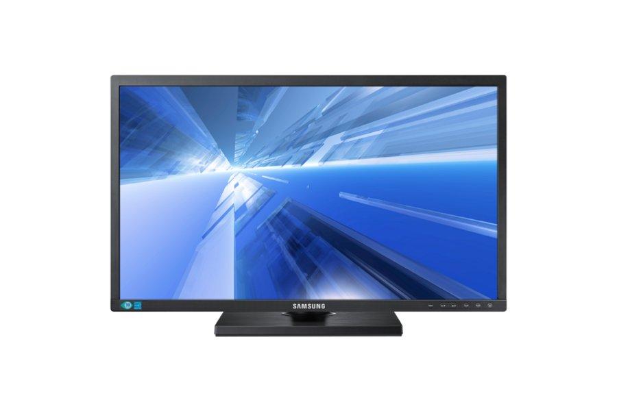 Б/У Monitor 24″ Samsung S24C650MW LED 16×10 DVI VGA Мега контраст Угол обзора 178 в коробке