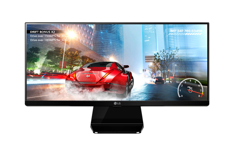 "29″ LG 29UM67 AH-IPS 2560×1080 HDMI, Display Port ""Безрамочный"" (Сinema screen) в коробке"