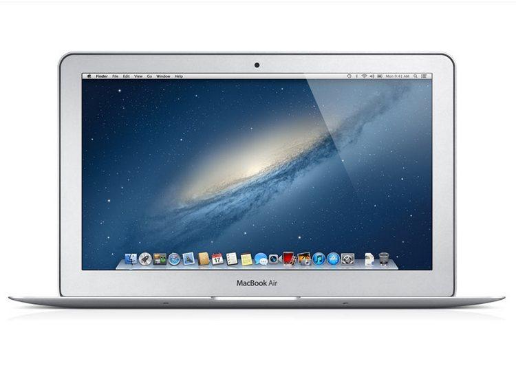 Ноутбук бу 11″ Mac Book Air Intel Core i5-1,4 Ггц/DDR3-4GB/SSD 120GB/Intel HD5000-1.5 ГБ/WiFi/Камера/подсветка/АКБ 10час