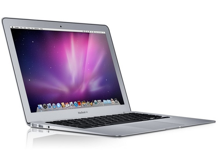 13,3″ Mac Book Air Intel Core 2Duo-1,86Ггц/DDR3-2GB/SSD 120G/Nvidia GeForce 320M/WiFi/веб камера/АКБ 2,5час