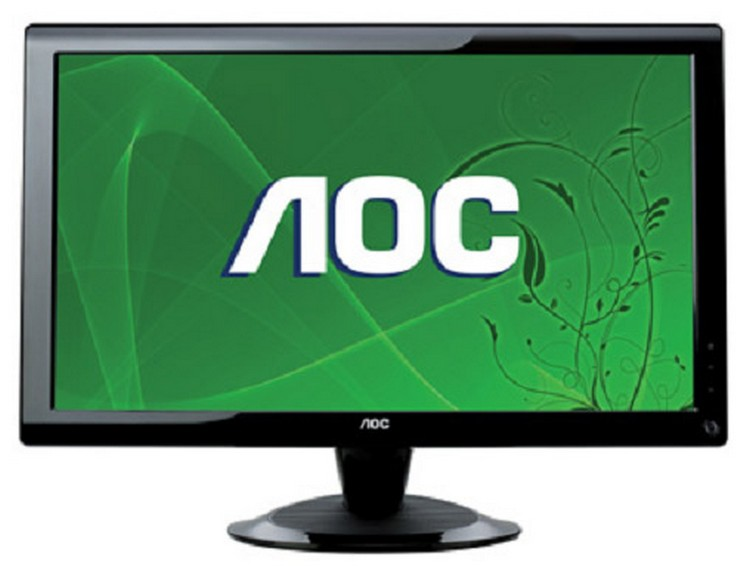 Монитор бу 22″ AOC 2236S  Full HD
