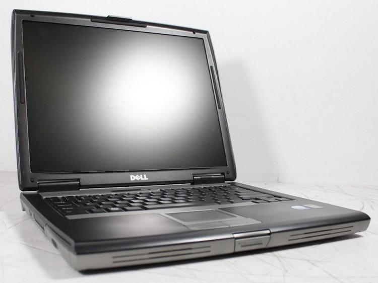 15 Dell D520 Core2duo T2300-1,66 ГгЦ/2Гб/HDD 80-120Гб/Intel GMA950-256/DVD-RW/Wi FI/
