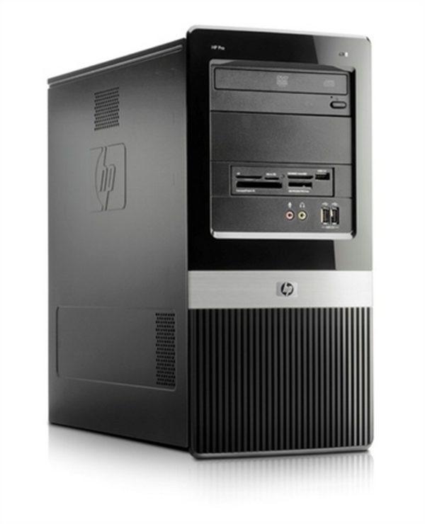 HP Compaq DX2400 MicroTower