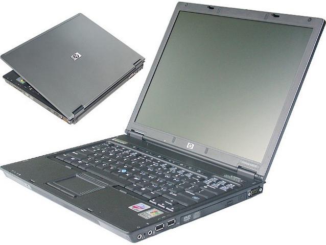 15 HP Compaq NC 6320 Intel T2300-1,66Ггц/2Гб/HDD 80 Гб/Intel GMA945-256мб/DVD-RW/Wi Fi/АКБ 1ч