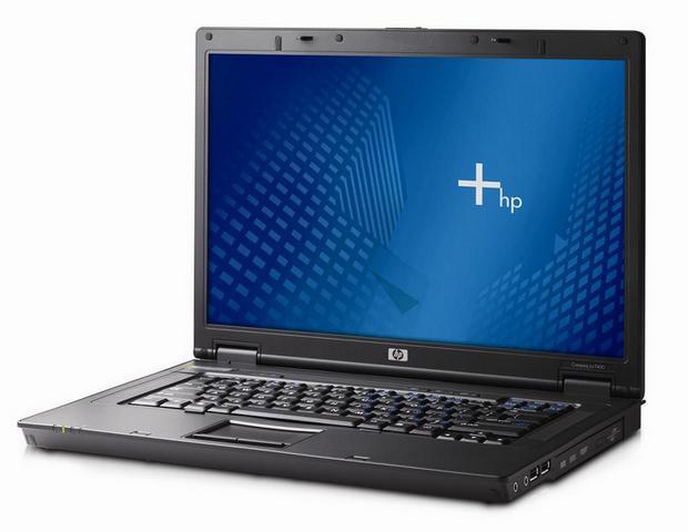15,4″  HP Compaq nx7400 Core 2Duo T5500-1,66 Ггц/2Гб/HDD 160Гб/Intel /DVD-RW/Wi FI/
