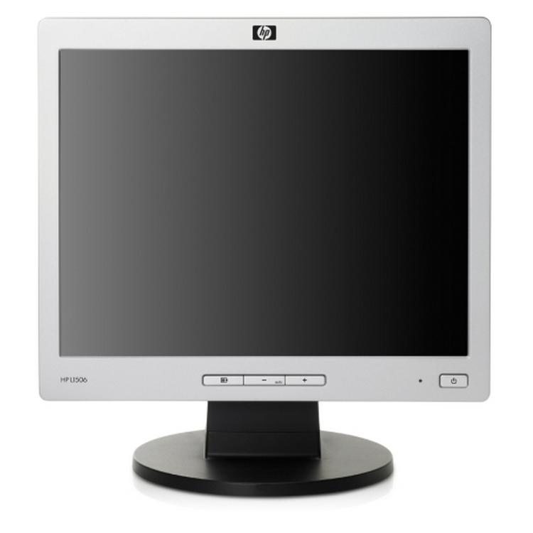 Монитор бу 17″ HP L1706 Разрешение 1280×1024  VGA