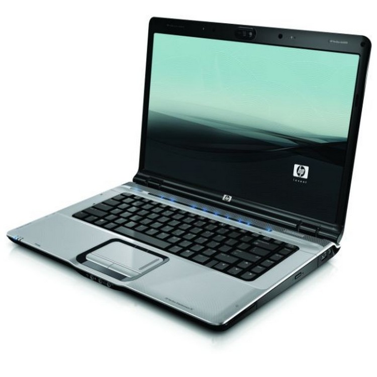 Ноутбук бу 15,4″ HP Pavillion DV6000 Turion x2-2,2Ггц/2gb/250Гб/RadionHD-4650-1гб