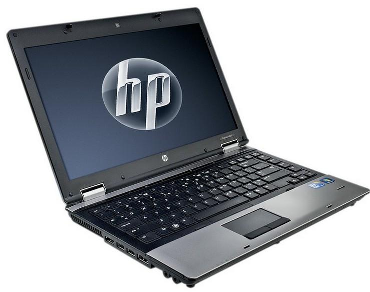 Ноутбук бу 14.1″ HP ProBook 6450b Core i5 M520-2,4ггц/DDRIII-4ГБ/250GB/Intel HD-1696mb