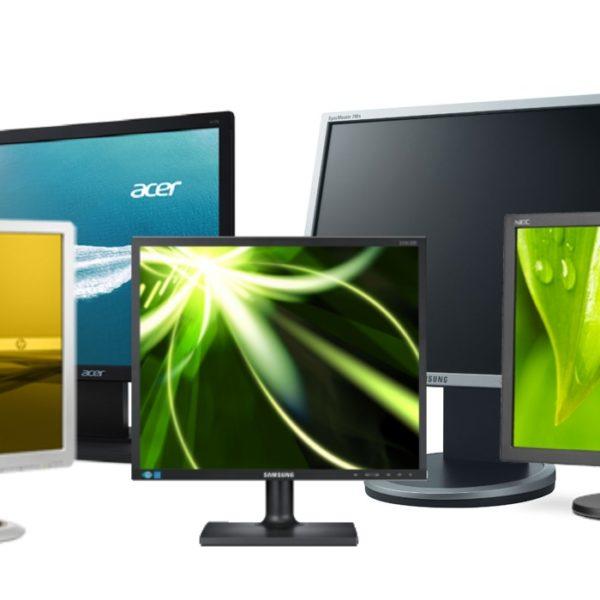 """Мониторы бу 19"""" Samsung, HP, LG , Lenovo, Acer, Dell состояние отличное"""