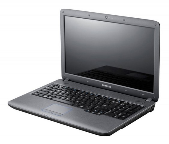 Ноутбук бу 15,6″ Samsung R530 Core 2Duo T4500-2.3ГГц/2GB-DDR3/320GB/ Intel HD-780mb/WEBкамера/DVD-RW/WiFi/20мин
