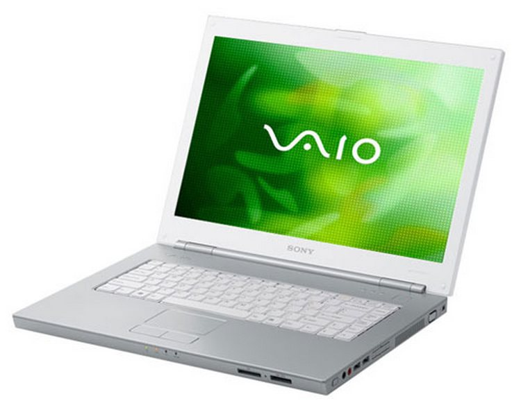 15,4″ Sony Vaio VGN-N31L Core Duo T2350-1.86 Ггц/2GB/HDD 120GB/Intel GMA945-256mb/Wi Fi/DVD-RW/АКБ1ч