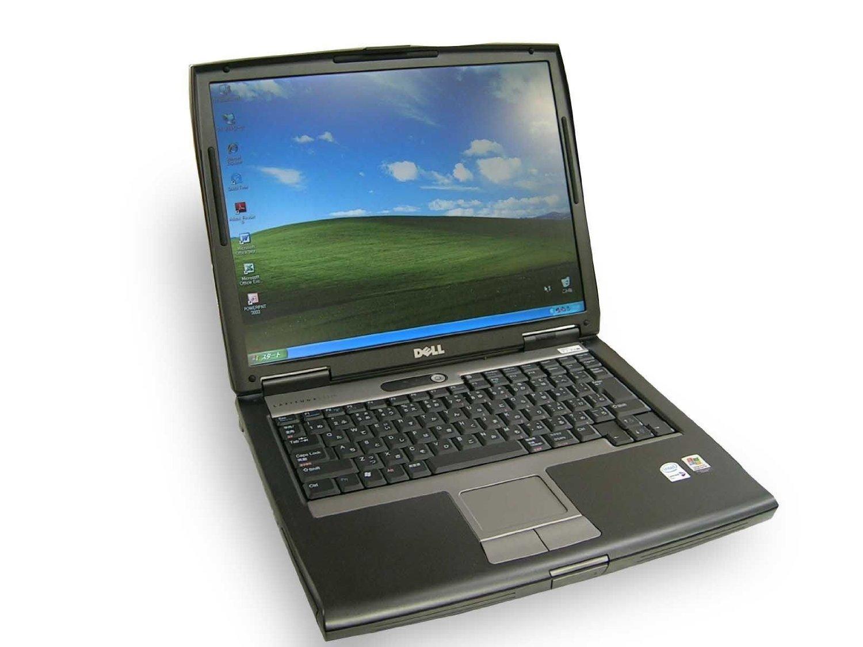 Ноутбук бу 15,1″ Dell D520 Core2Duo T7250 – 2.0ггц/2GB/HDD 100-160GB/Intel GMA3100-256mb/DVD-RW/WiFi/АКБ 1.5 час