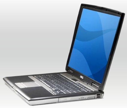 Ноутбук бу 14,1″ Dell D620 CoreDuo T2300-1.6ггц/2GB/HDD 160GB/Intel GMA950-224mb/DVD-RW/WiFi/АКБ 2ч
