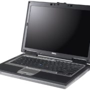"Ноутбук бу 14,1"" Dell D620 CoreDuo T2300-1.6ггц/2GB/HDD 160GB/Intel GMA950-224mb/DVD-RW/WiFi/АКБ 2ч"