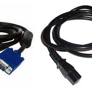 VGA и Power220 кабели