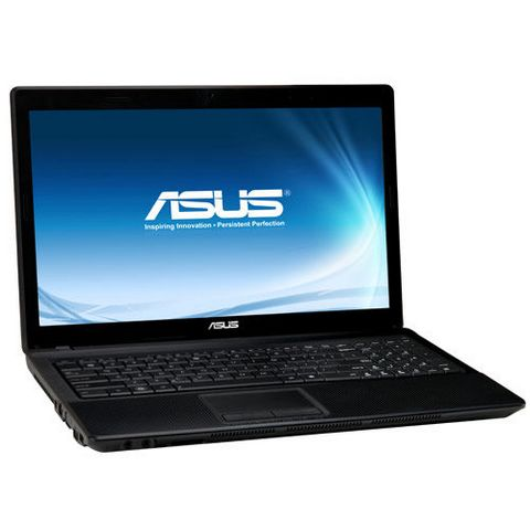 Ноутбук Б/У 15,6″ Asus Х54H Core i3-2330M-2.2GHz/DDR3-4GB/HDD 500GB/Rad HD6470-2GB/Wi Fi/Web/DWD-RW/АКБ 0