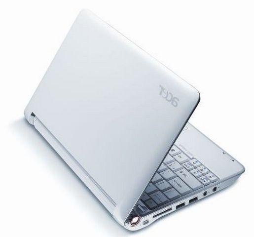 Ноутбук бу 10,1″ Acer Aspire one Intel Atom N270 1,6ггц/1GB/160GB/ Intel 945 — 249mb/Wi-fi/Web камера/