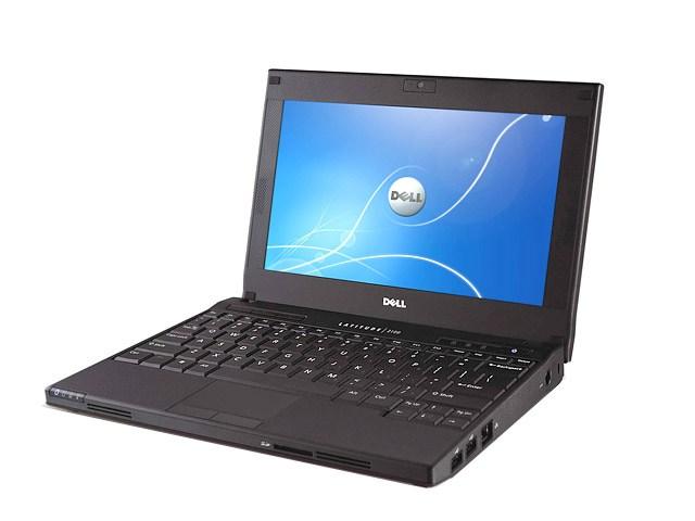 Компьютер бу 10,1″ Dell 2120 Два ядра Intel Atom N455-1.66 Ггц/DDR3-2GB/250GB/Intel-256mb/Web камера/WiFi/АКБ 1-2час