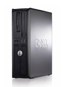 Компьютер бу DELL OptiPlex 760 Slim