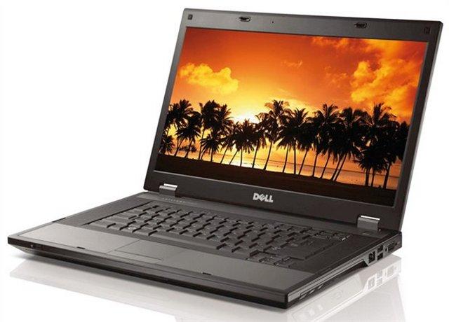 Ноутбук бу 15,6″ Dell Latitude E5510 Core i5 M560 X4-2,63/4GB/HDD-250GB/IntelHD Graph-1 Гб/web камера/WiFi/dvd/АКБ 1.5час