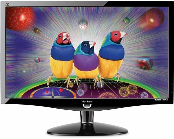Монитор бу 22″ ViewSonic VX2239  Full HD