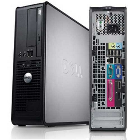 Компьютер бу DELL OptiPlex 760 Slim