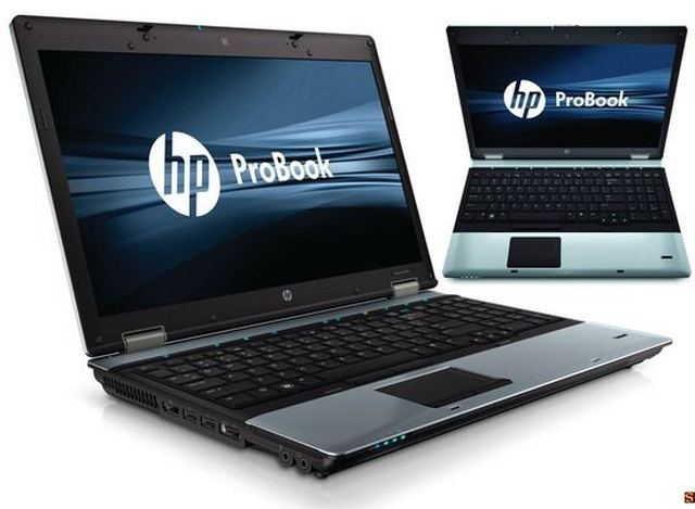 Ноутбук бу 15,6″ HP ProBook 6550b Intel Core i5 M450-2.40ГГц/DDR3-4gb/HDD-250Gb/IntelHD3000-1Gb/WiFi/Web камера/АКБ 1,5 часа