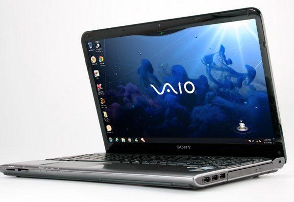 """Ноутбук бу 17,1"""" SonyVaio PCG-91111M Core i5 M480"""