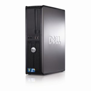 Компьютер бу DELL OptiPlex 780SFF/2 ядра/DDR3 2 Гб/HDD 160 Гб
