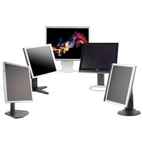 Мониторы бу 19″ HP, Acer, Medion, HANNS-G
