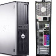 Компьютер бу DELL OptiPlex 380SFF slim