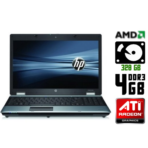 Ноутбук бу HP ProBook 6555b