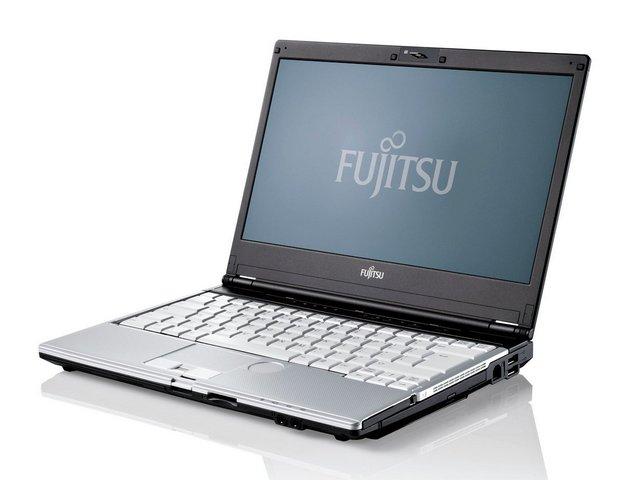 Ноутбук бу fujitsu-siemens-lifebook-e760-intel-core-i5
