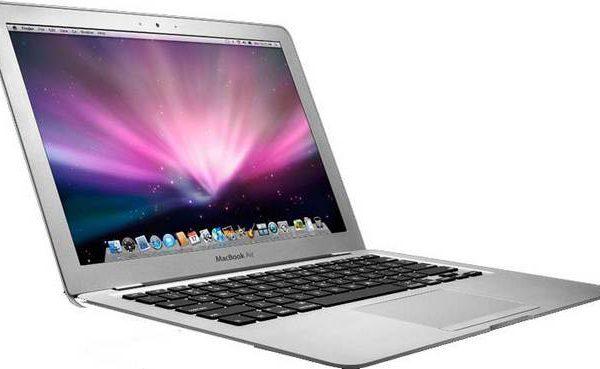Ноутбук бу macbook air11