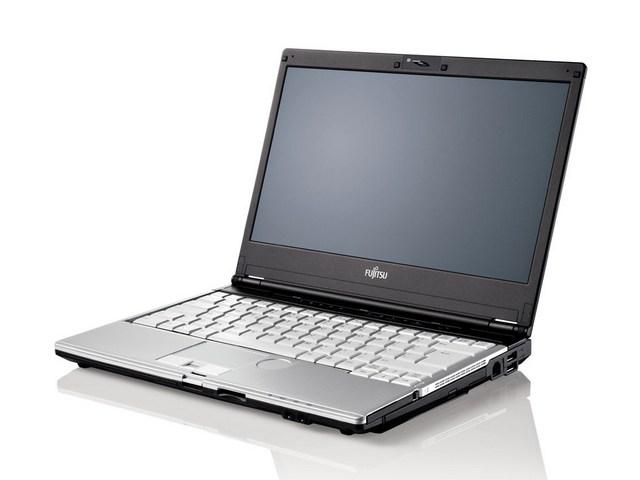 Ноутбук бу fujitsu-siemens-lifebook-s760