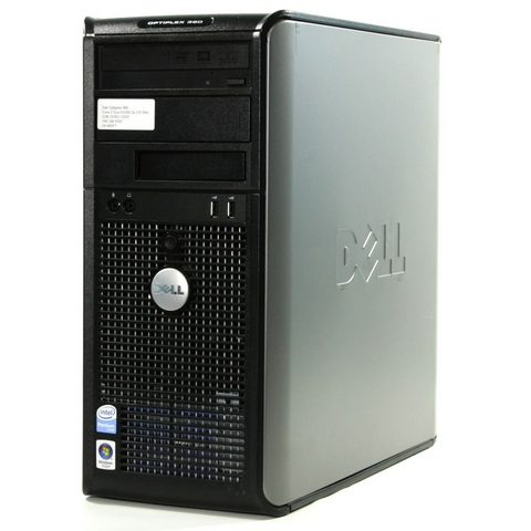Компьютер бу dell-optyplex-380-xeon