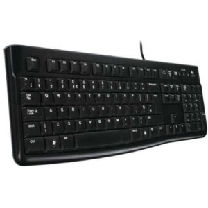 Logitech K120 Black for Business USB