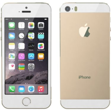 б\у Apple iPhone 5s 16Gb Gold с гарантией 1 мес