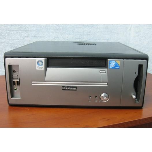 Бу компьютер PARADIGIT slim/2 ядра/2 Гб/HDD 80 Гб