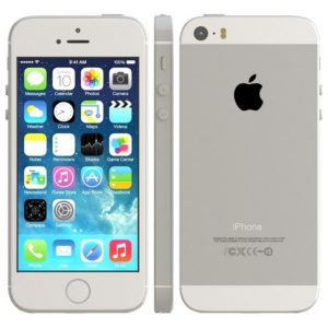 Новый Apple iPhone 5s 16Gb White (Silver)