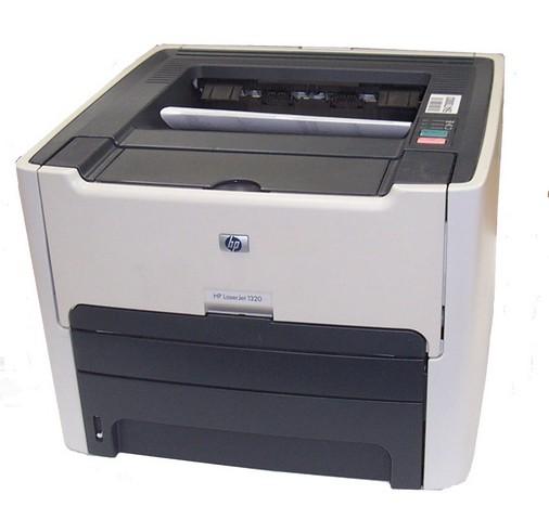 Принтер бу лазерный ч/б