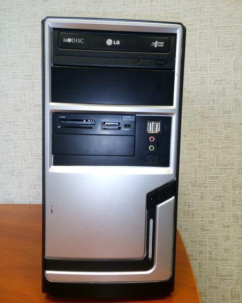 Компьютер бу s1155-pentium-dual-core-g620